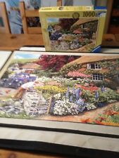 Ravensburger 1000 piece jigsaw Puzzle The Dry Stone Wall VGC start 99P
