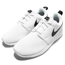 Wmns Nike Roshe One White Black Rosherun Women Running Shoes Sneakers 844994-101