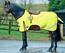 Boston Pony Horse Ride On Waterproof Hi Viz Safety Reflective Exercise Sheet Rug