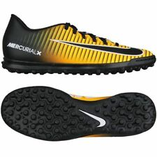 SCARPE CALCETTO NIKE MERCURIAL X VORTEX III TF TURF OUTDOOR 831971 801 ARANCIO