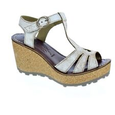 Fly London Gold Cool  Sandalias  Mujer