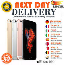 Apple iPhone 6s 16GB Gold Rose Gold Silver Unlocked Smartphone Sealed Box New