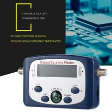 SF-95DR Digital Satellite Signal Meter Finder Directv Dish with Compass FAT ADC