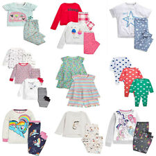 ⭐ NEXT Girls Pyjamas Pjs Sets Nightwear 9-12 1.5-2 2-3 3-4 4-5 6-7 6 7  ⭐