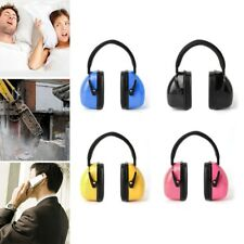 Hearing Protection Ear Muffs Cover Noise Cancelling Earmuffs Sleeping Working