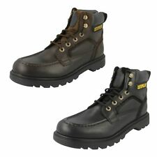 CAT BOOTS Transpose Mens Leather Work Boots