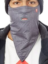 Airhole Heather Ash Standard - 2 Layer Snowboarding Facemask