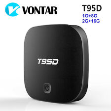 T95D 1G 8G Android TV Box Rockchip RK3229 Quad Core Android 6.0 2G 16G