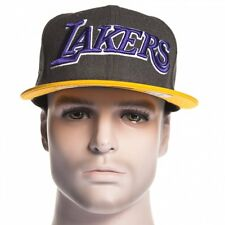 NEW ERA 59FIFTY HEATHER BALL LOS ANGELES LAKERS LA NBA FITTED CAP CAPPELLO
