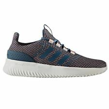 SCARPE ADIDAS CLOUDFOAM ULTIMATE BC0036 TRAPINK BLU ROSA DONNA PALESTRA RUNNING