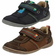 Infant Boys Startrite First Walking Shoes 'Super Soft Zac'