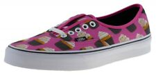 Vans Authentic Classic late night hot pink cupcakes