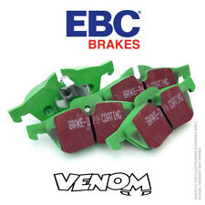 EBC GreenStuff Rear Brake Pads for Volvo 260 2.8 80-85 DP2114