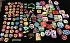 Vintage Girl Scout Patches - Your Choice