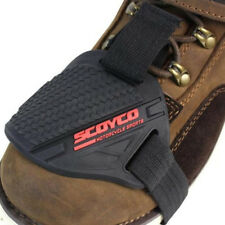 RUBBER MOTORCYCLE SHOES BOOTS COVER PROTECTOR GEAR SHIFT SOCK