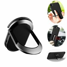 3 IN 1 METAL STRONG ADHESIVE 360 DEGREE ROTATION FINGER RING STAND PHONE HOLDER