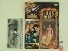 Lupin III Action Figure Collection - Banpresto 1998 - Vari Personaggi 9cm