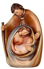 Nativity wood carving, handmade in Italy - mod. 811