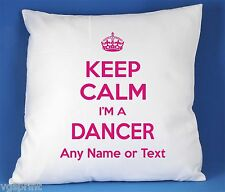 Keep Calm I'm a DANSEUSE SATIN LUXE polyester