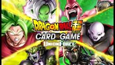 Dragon Ball Super Trading Card Game - Union Force - Choose Your Card SINGLES
