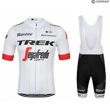 Team Trek Segafredo 2018 Cycling Jersey and Bib Shorts Set (UK SELLER)