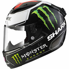 Shark Race-R Pro Lorenzo Monster Motorcycle Full Face Crash Helmet RRP £419.99