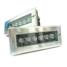 FOCO LED EMPOTRABLE 5 6 9 12 18 W MARCADOR IMPERMEABLE INTERIOR EXTERIOR IP65