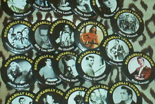 *Rockabilly Legends* magnets - 50s rock'n'roll Why not collect 'em all! :o)
