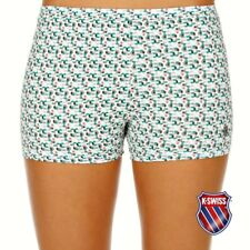 K-Swiss 66 Shortie Womens Shorts Summer Fitness Ladies Gym Free Tracked Post