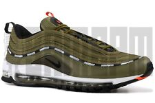 Nike AIR MAX 97 OG UNDEFEATED 7 8 9 10 11 12 GREEN SILVER am97 olive skepta rare