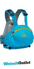 2018 Palm FX Whitewater / River PFD en Aqua 11729