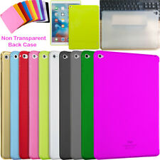 Ultra Slim Soft TPU Gel Silicon Back Case Cover For Apple iPads