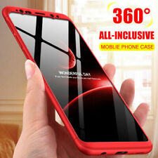 Full Protective Cover Bumper 360°Case Cover For All Samsung Galaxy S7 S8 S9PLUS