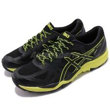 Asics Gel-FujiTrabuco 6 Gore-Tex Black Yellow Men Trail Running T7F0N-9089