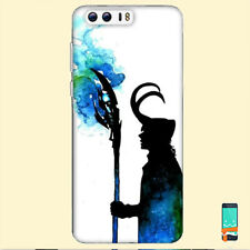 COVER CASE CUSTODIA A IPHONE 6 6S 7 PLUS LOKI MARVEL COMICS ODINO THOR AVENGERS