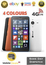 "BNIB Microsoft Nokia Lumia 640 XL 5.7"" LTE 4G Black 8GB 13MP Unlocked SmartPhone"