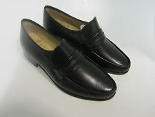 Thomas Blunt Boston 9610-01 negro hombre Mocasin