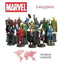 Marvel Chess Pieces - Eaglemoss Models - Shipping Worldwide