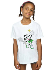 Disney niñas Minnie Mouse Tennis Camiseta