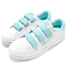 Fila C321S Low Strap White Blue Women Shoes Sneakers Trainers
