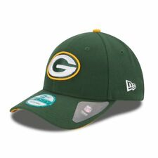 10517884, Cappellino New Era – 9Forty Nfl Green Bay Packers The League verde/gia