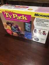 Microsoft Actimates TV Pack For Interactive Barney-Brand New Sealed!