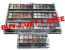 Technic 6pc Eyeshadow Palette Make Up Set - Choose Your Shade