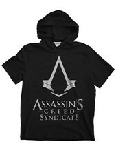 Assassins Creed Syndicate Hooded Sweatshirt en noir S XL