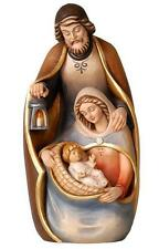 Nativity wood carving, handmade in Italy - mod. 817