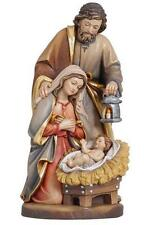 Nativity wood carving, handmade in Italy - mod. 815