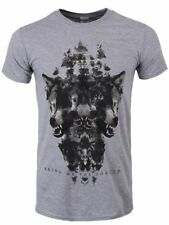 BRING ME THE HORIZON T-Shirt Wolven grey