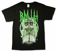 BRING ME THE HORIZON T-Shirt Double Skeleton