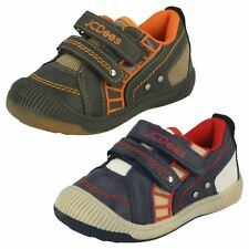 Infant Boys JCDees Flat Casual Trainers
