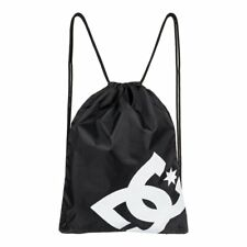 Sacchetto Sport (Gymsack) DC Shoes Cinched Nero Unisex
